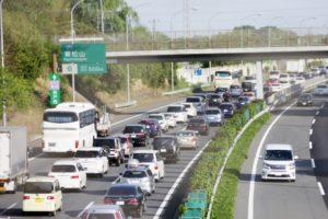 0歳1歳赤ちゃんと帰省時の車対策。GWやお盆の長時間渋滞を乗り切る方法。