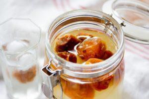 梅シロップを作る容器のおすすめ。瓶以外の作り方や消毒方法は?